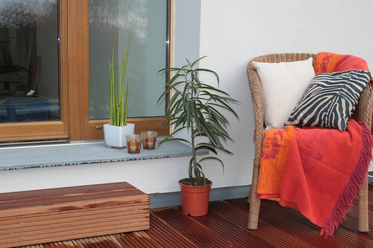 Najmodniejsze tworzywa do ogrodu i na balkon.
